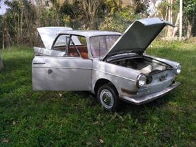 Bmw 700 Ls Luxus Año 1962