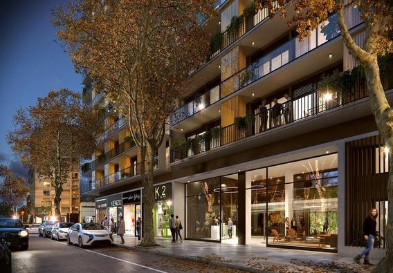 Venta Apartamento Cordón Design Montevideo 1 Dormitorio