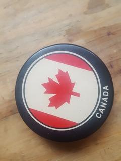 Disco Plucos Pluck Hockey Sobre Hielo Canada