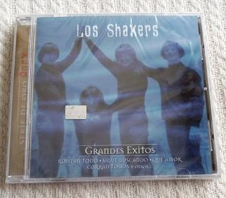 Los Shakers - Grandes Éxitos ( C D )