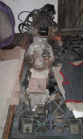 Motor 850 De Fiat 600s
