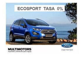Ecosport Titanium - Totalmente Equipada