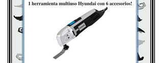 Herramienta Multiuso Hyundai