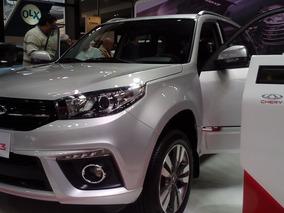 Nueva Chery Tiggo 3 Luxury Cvt Automatica 1.6 4x2, Con Gps