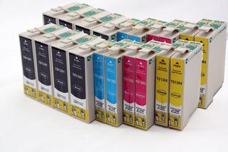 10 Cartuchos Compatibles Epson Xp245, Xp345