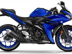 Yamaha Deportiva Yzf R3 300 Cc Abs Delcar Motos