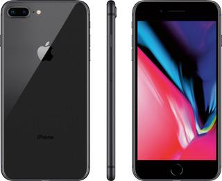 iPhone 8 Plus 64gb Negro Nuevo Libre Sellado En Stock!