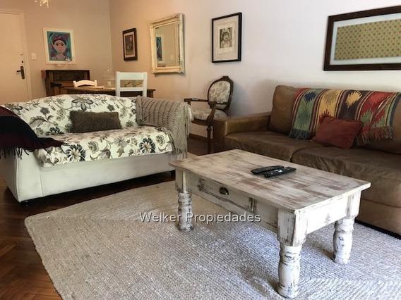 Venta Apartamento Tres Dormitorios Y Serv. Villa Biarritz