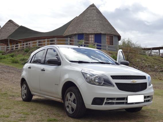 Chevrolet Agile Ls-spirit 1.4 Año 2013