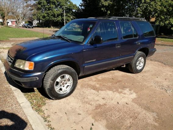 Chevrolet Blazer Turbo Diesel Patente Paga Todo El Año