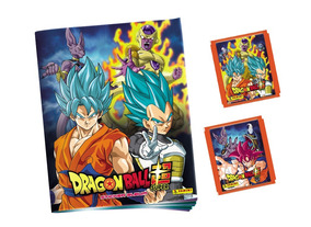 Dragon Ball Super - 20 Sobres + Album Obsequio