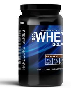 Platinum 100% Whey Isolate + Bcaa + Glutamina 2 Lbs