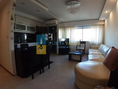Apartamento En Alquiler Anual Centro Maldonado