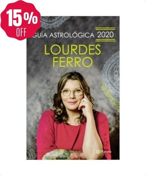 Guía Astrológica 2020 » Lourdes Ferro