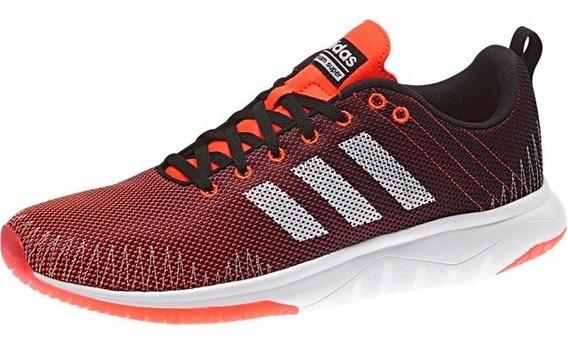 Calzado adidas Cf Super Flex Para Correr Rojos Del 40 Al 44