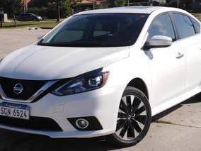 Nissan Sentra 2019 Sr Cvt - Unico Mejor Que 0k