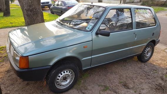 Fiat Uno 1.0 Mille 1988