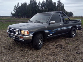 Toyota Hilux 2.4 S/cab 4x2 D 1995