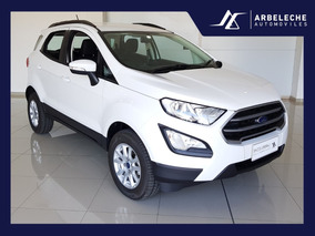 Ford Ecosport 2018 1.5 Entrega Ya Financio Tasa 0% Arbeleche