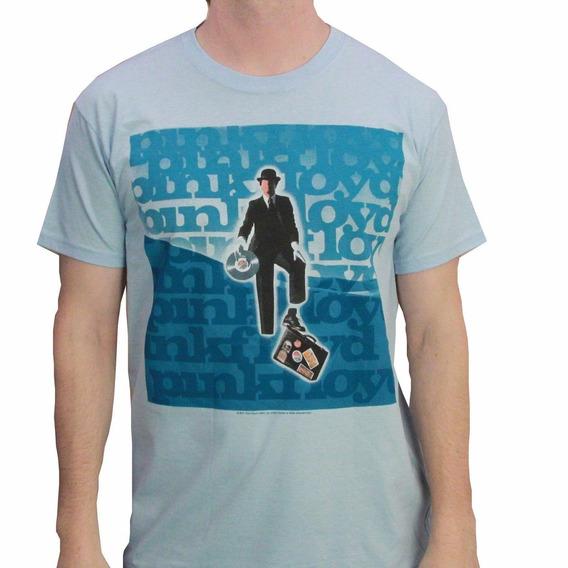 Remera Oficial Pink Floyd Wywh Fan Store Mvd Merchandising