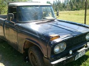 Toyota Hilux Toyopet Stout 1966 Nafta (japonesa) U$s 1600