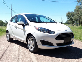 Ford Fiesta Kinetic Se Mexico 0 Km Año 2014 U$$ 19990