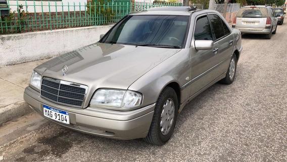 Mercedes-benz Clase C 2.8 C280 Elegance 1998