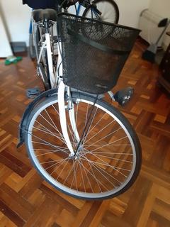 Bicicleta Baccio Liberty Rodado 26, 6 Cambios