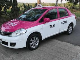 Taxi Nissan Tiida Custom