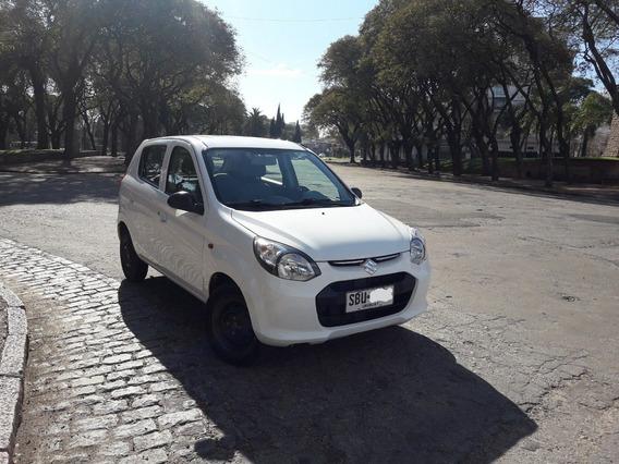 Suzuki Alto 800 Full Año 2014 Blanco 5 Puertas