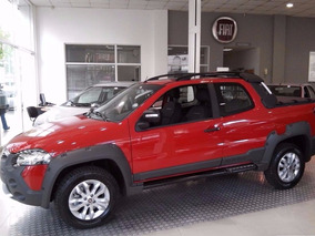 Fiat Strada Tasa 0% Solo Por Hoy C/dni Wap1158667733