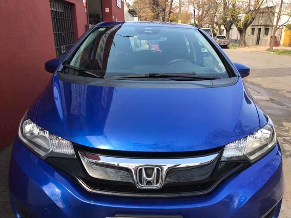 Honda Fit 1.5 Ex-l At 120cv 2015
