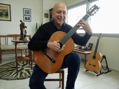 Clases Personalizadas De Guitarra. Todo Nivel Y Toda Edad.