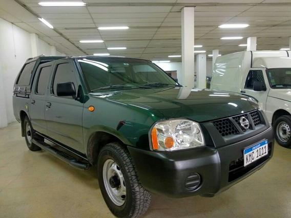 Nissan Frontier D/cab.