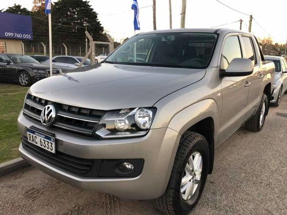 Volkswagen Amarok 2.0 Nafta 4x2 Nueva!