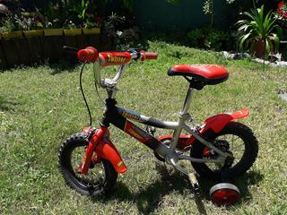 Bicicleta Para Niño Impecable!!!