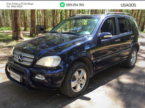 Mercedes-benz Ml 2.7 Ml270 At