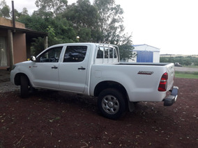 Toyota Hilux 2.5 Cs Dx Pack Tdi 120cv 4x2 Full