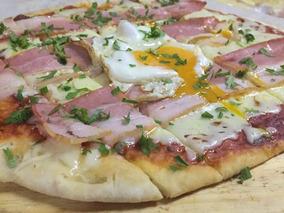 Servicio Integral Pizzas Chivitos Calzones Mozos Asadores