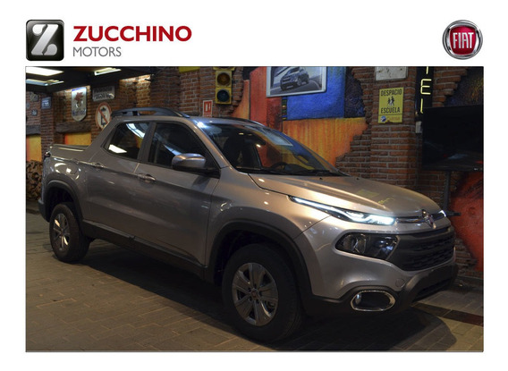Fiat Toro Freedom 1.8 At6 | Precio Leasing | Zucchino Motors