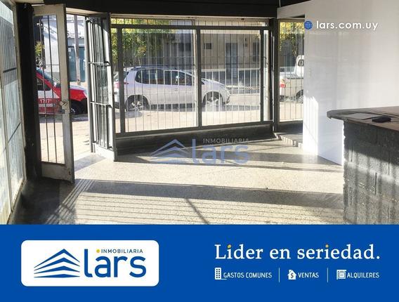 Local En Alquiler /jacinto Vera - Inmobiliaria Lars