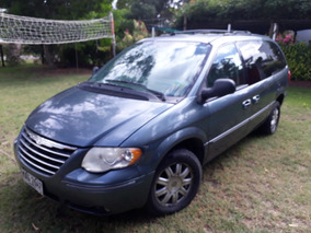 Chrysler Town & Country 3.8 Extra Full 7 Pasajeros 7 Plazas