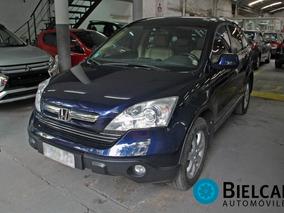 Honda Cr-v Ex 2.4 4wd A/t Muy Buen Estado Permuto Financio