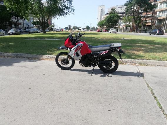 Kawasaki Klr 650 5000 Dolares Y Cuotas,permuto,financio