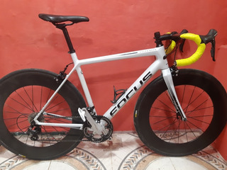 Bicicleta Focus De Ruta