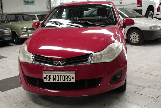 Chery Fulwin 2 Hatch Back 2012 Motor 1.5 Full Airbags Nafta