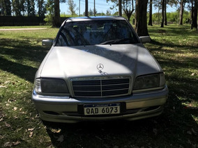 Mercedes-benz Clase C 2.5 C250 Elegance At