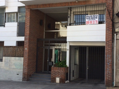 Apartamento 1 Dorm En Venta Cordon Tres Cruces La Española