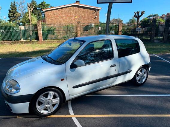 Renault Clio Sport 1.2 16v