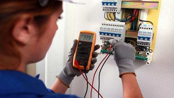 Curso Electricidad Domestica Residencial Industrial Completo
